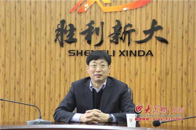 胜利新大集团吴永太:十四年缔造一个企业的神话