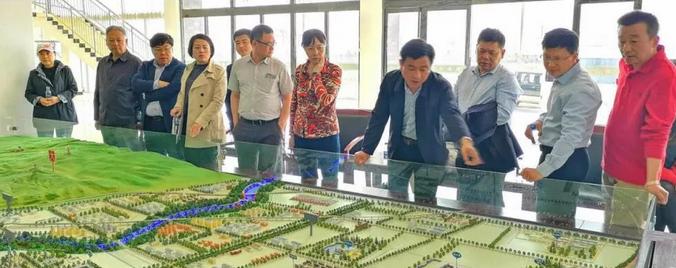 协会工作:再赴山西省阳高县调研产业转移投资环境及新农村改造市场