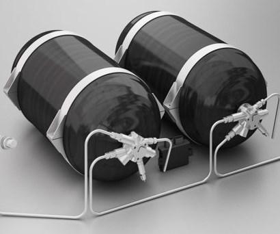 Plastic Omnium确认其在CFRP储氢罐中的位置