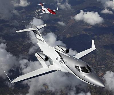 本田飞机有限公司开始向中国交付本田Jet Elite