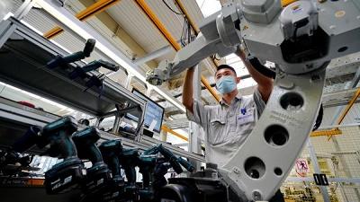 中国7月财新制造业PMI创新高 进一步印证经济超预期复苏