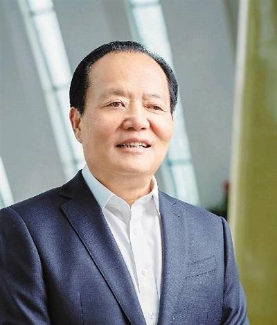 """中国巨石股份有限公司总裁张毓强:为""""一带一路""""添砖加瓦"""